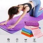 健身運動瑜伽毛巾墊