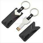 皮質USB手指禮品