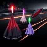 照明反向傘