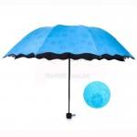 遇水開花三褶廣告傘