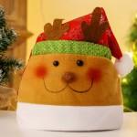 可愛聖誕帽