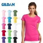 Gildan 優質女裝 T-Shirt