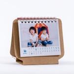 訂製相片座檯月曆