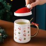 聖誕陶瓷杯