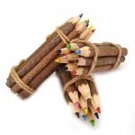 仿木彩色鉛筆