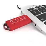 彈簧USB手指